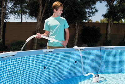 How to drain Above Ground Swimming Pool – 3 Simple Steps