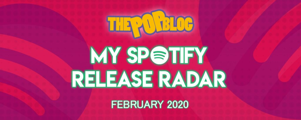 februargy spotify release radar