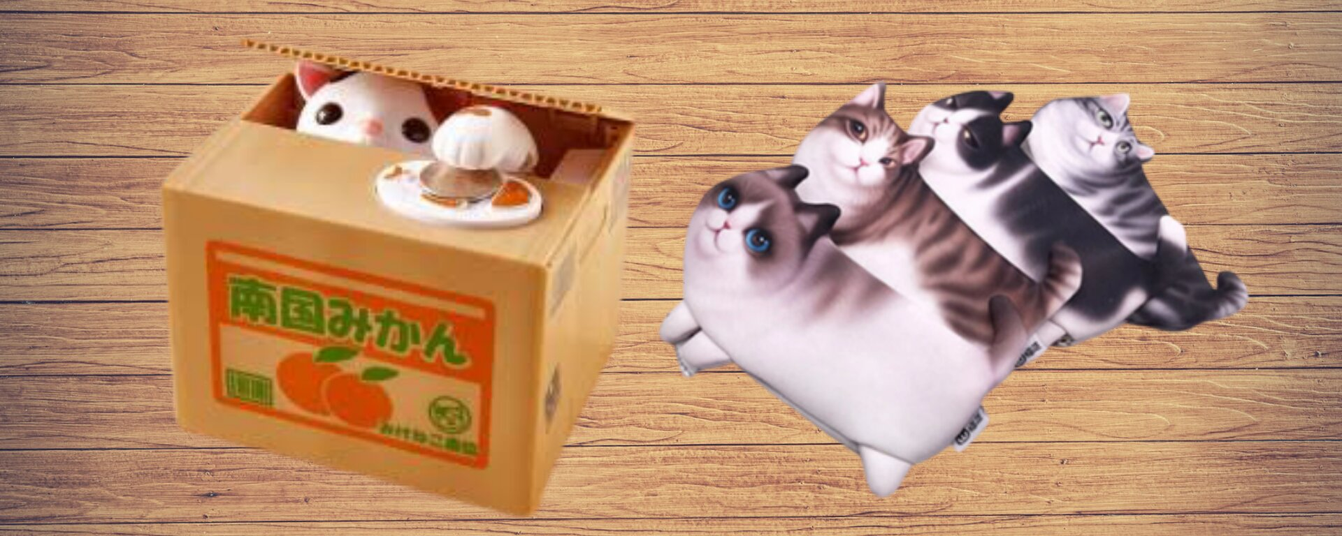 cute kawaii cat items gifts