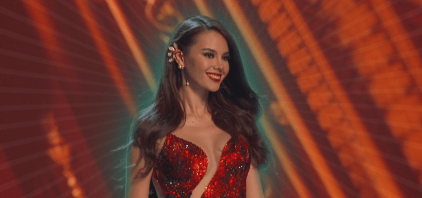 Catriona gray review tribute