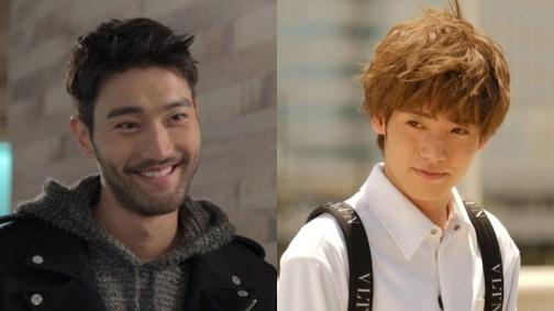 Kanojo Wa Kirei Datta / She Was Pretty Review: Siwon Choi and Eiji Akaso playing the same character