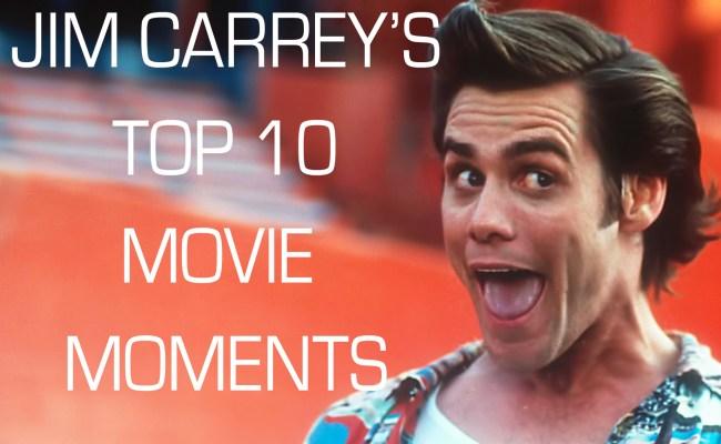 Pop Ed Jim Carrey S Top 10 Movie Moments The Pop Break