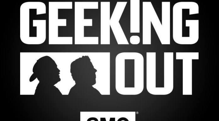 Geeking Out Logo