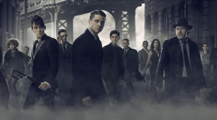 Gotham Season 3 Premiere Cast Shot