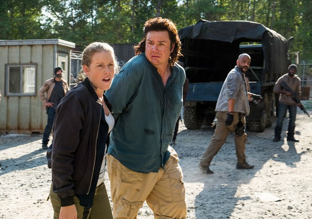"Walking Dead, ""Hostiles and Calamities"""