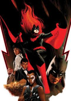 Batwoman #1