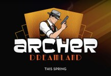 Archer Dreamland Poster