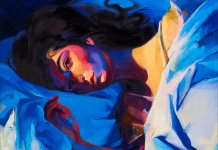 Lorde Melodrama Album Cover