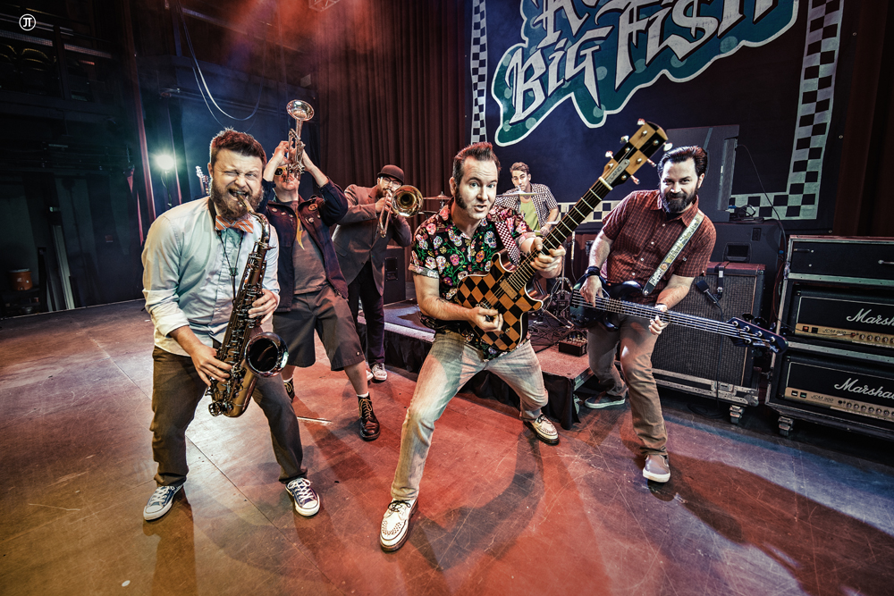 Reel Big Fish\'s Johnny Christmas on Beer, Touring, Beer, and New ...