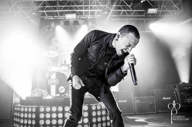 Chester Bennington STP