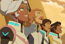 Voltron: Legendary Defender Season 4