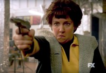 Lena Dunham in AHStory: Cult, 'Valerie Solanas Died for Your Sins: Scumbag'
