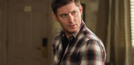 Jensen Ackles in Supernatural