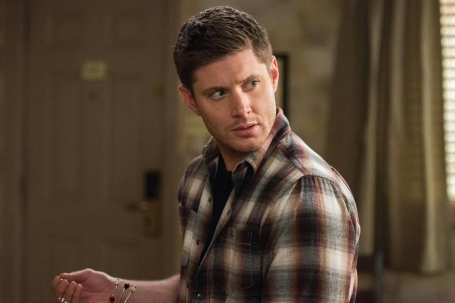 Jensen Ackles in Supernatural