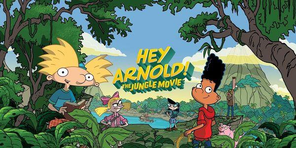 Hey Arnold! Jungle Movie