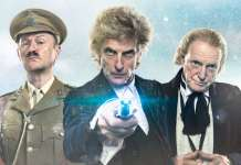 Doctor Who Twice Upon a Time