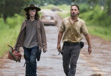 Carl Rick The Walking Dead Mid-Season Finale