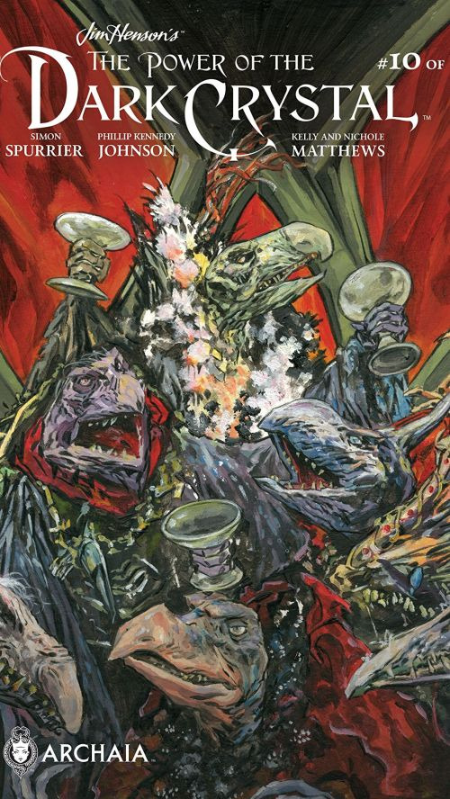 The Power of the Dark Crystal #10