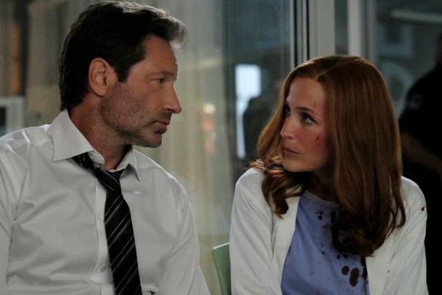 X-Files Season 11 Premiere