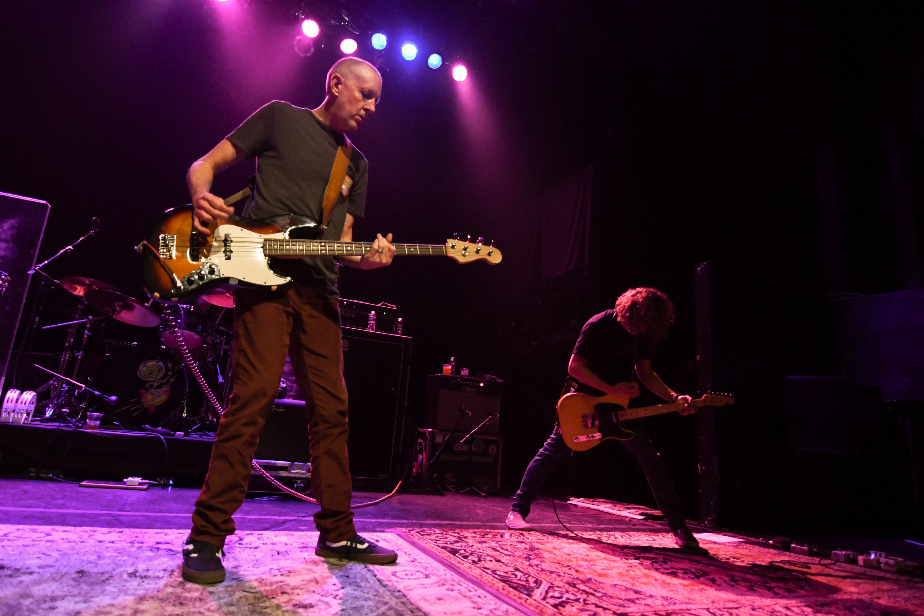 Gin Blossoms Turn NYC into 'Allison Road' at Their Mixed