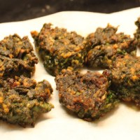 israeli spinach fritters recipe