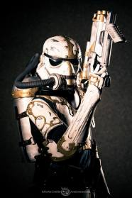 Steampunk Storm Trooper