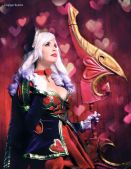 Ashe Heartseeker from League of Legends