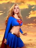 Supergirl by Chiquitita Cosplay