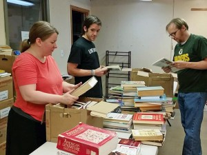 Homeward Books – Volunteer Book Sorting Opportunity @ POP's Storage Location, Riverside Business Park | Woodfin | North Carolina | United States