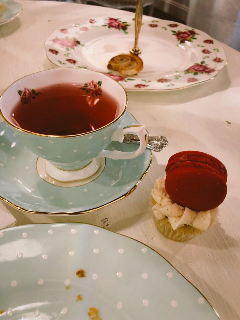 Tea and Dessert-thepoppyskull.com
