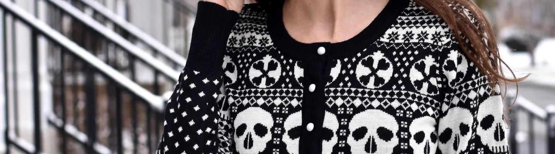 The Must-Have Skull Sweater For Winter-thepoppyskull.com