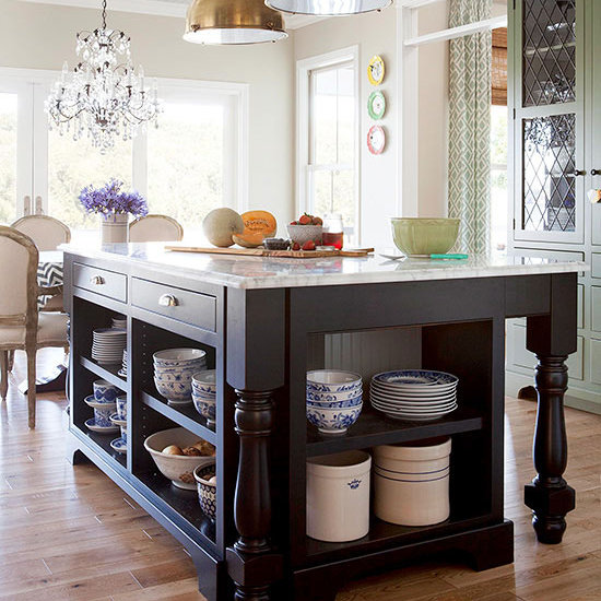 pictures of kitchen islands small remodel cost 55 great ideas for the popular home use your island both storage and display to maximize potential mix open closed by designing an with