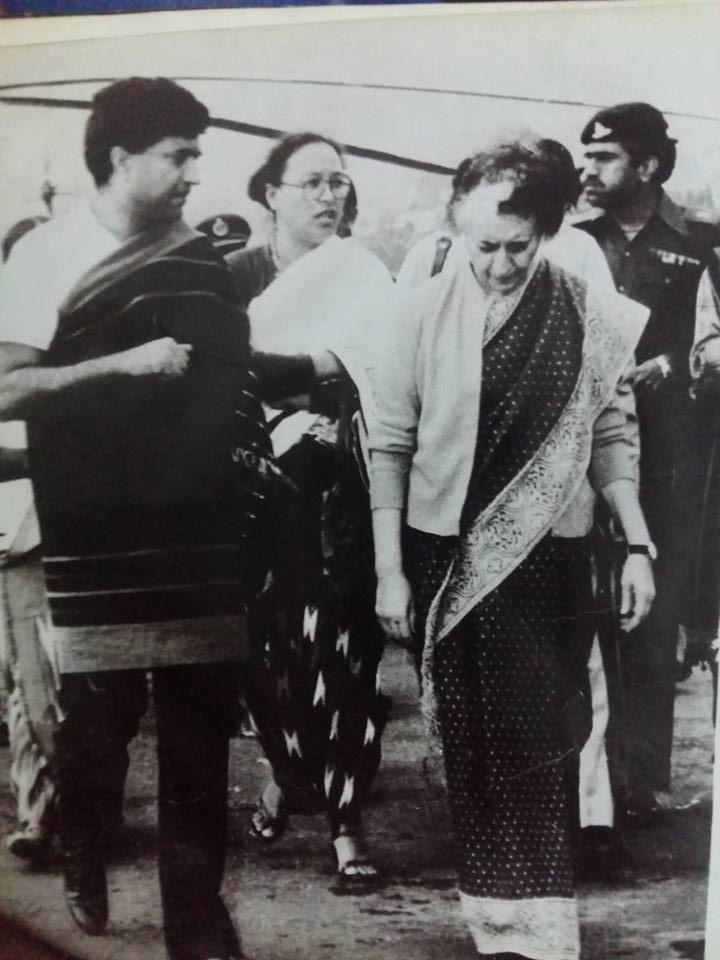 राजेश पायलट इंदिरा गांधी , rajesh pilot , indira gandhi