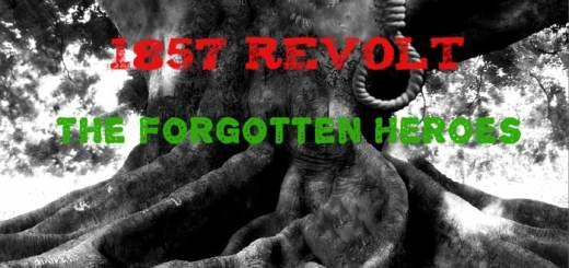 1857 revolt क्रान्ति मेरठ प्रथम स्वतंत्रता संग्राम