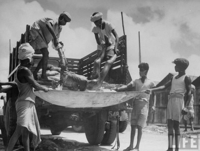 bengal riots 1946 बंगाल दंगे