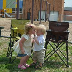 Ciao Portable High Chair Reviews Pottery Barn Teen Chairs Blog And Baby The