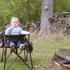 Baby Camping High Chair Best Portable Booster Seat Ciao The Welcome November