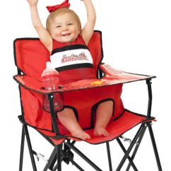 Portable High Chair Baby Zerega Swivel Ciao The Go Anywhere
