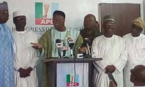 Image result for nPDP denies giving ultimatum to APC