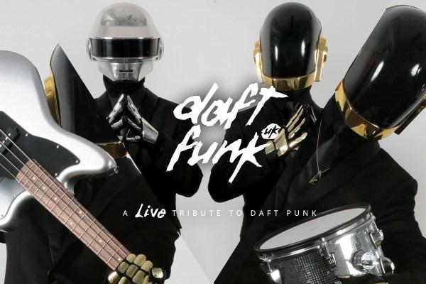 DAFT FUNK UK - a tribute to Daft Punk