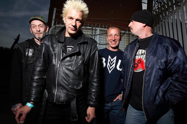 LAST GANG IN TOWN proudly present GBH +Casual Nausea +Beverley Kills