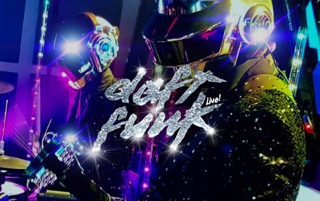 Daft Funk Live
