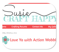 Susie Craft Happy