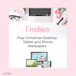 Freebie Christmas Desktop Wallpapers