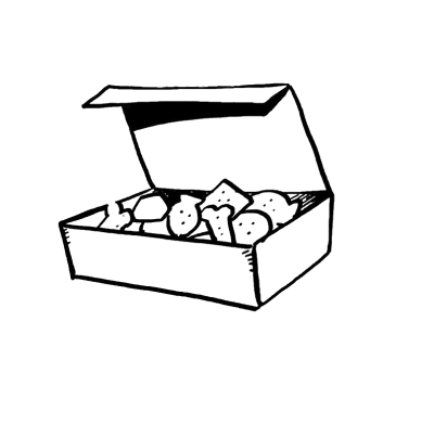 Grab and Go Selection Boxes