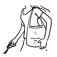 The Command tote bags