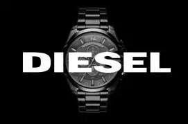 Diesel watch Tag - the posh watch shop