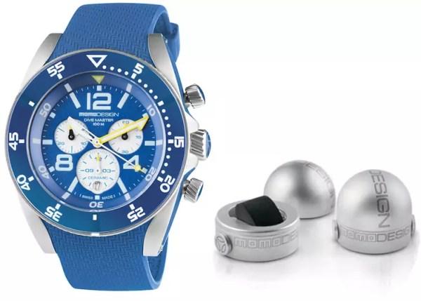 Momo Design watch MD1281BL-51-Case - the posh watch shop