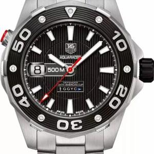 Tag Heuer Aquaracer watch WAJ2119-BA0870 - The Posh Watch Shop