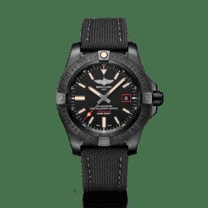 Breitling Avenger Blackbird 44 Black Titanium V17311101B1W1